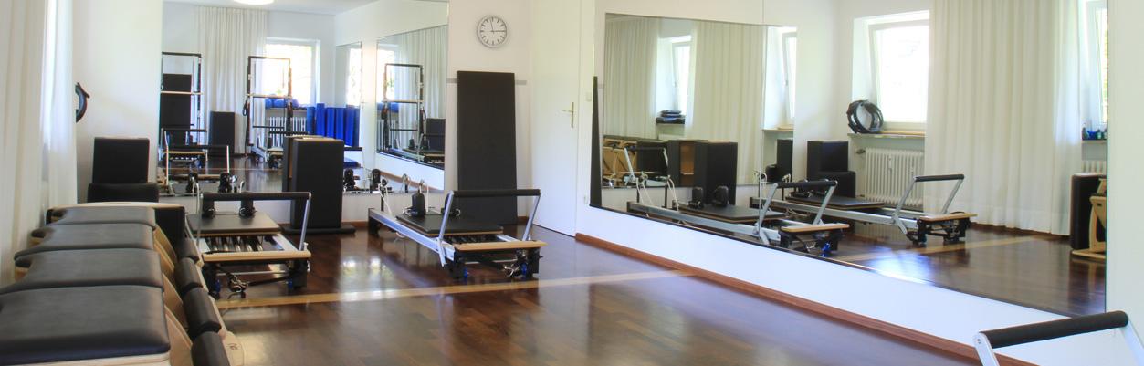 Pilates im Studio P München