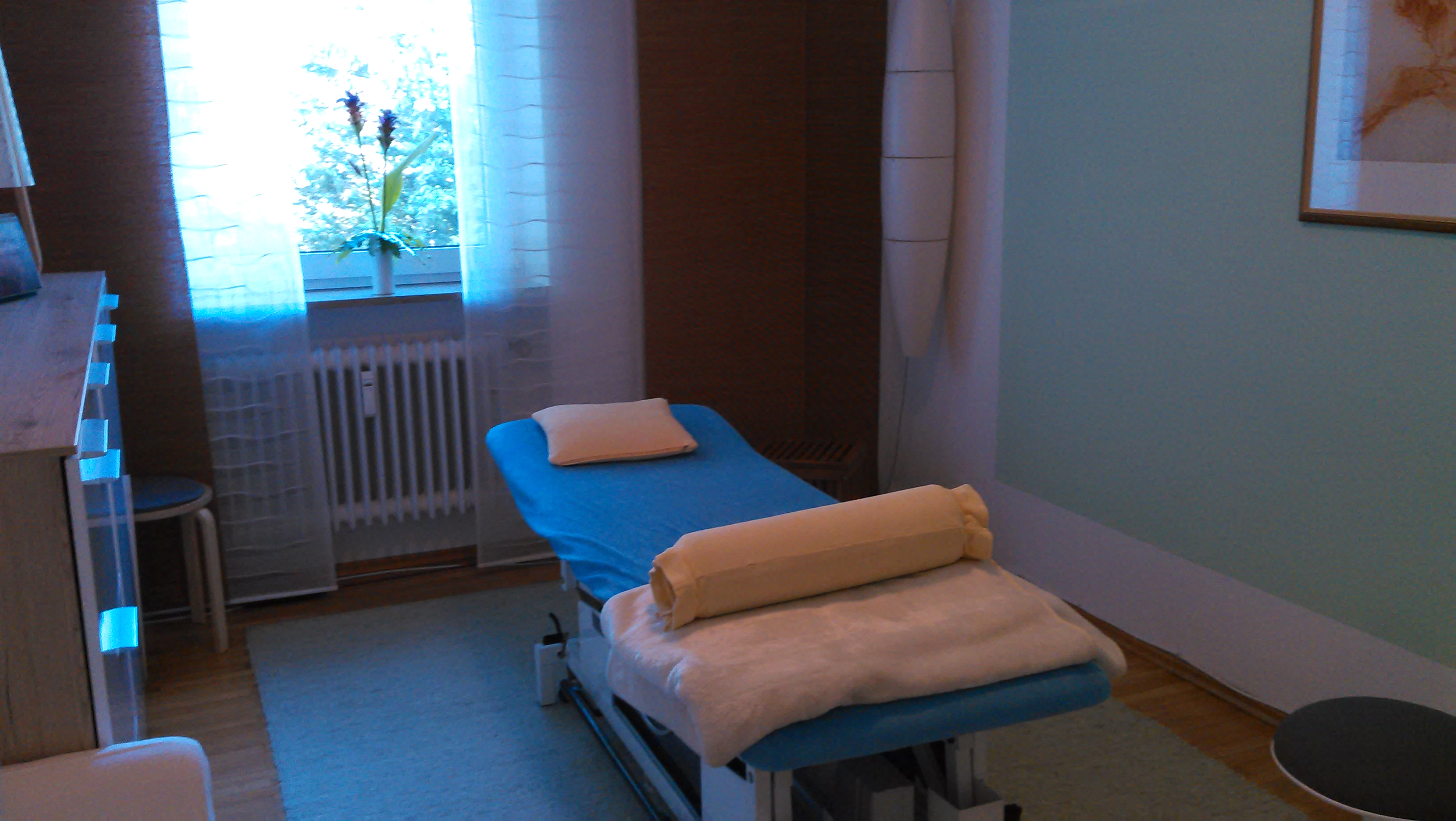 Behandlungsraum Studio P